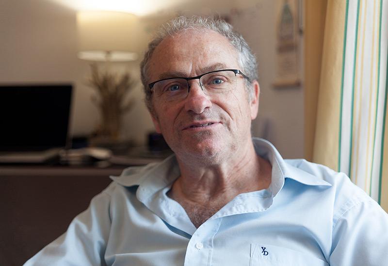 Jean-Yves-CAEN, psychopraticien au Cabinet CAEN, animera le stage de formation et d'entraînement à la relation centrée sur la personne, à l'écoute et à la relation d'aide.