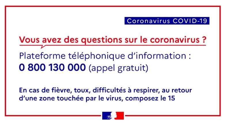 Coronavirus COVID-19 : Cabinet CAEN | Le Centre de Développement de la Personne s'engage !