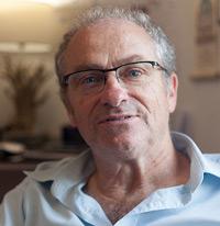 Jean-Yves Caen, facilitateur au groupe de rencontre et de soutien à destination des proches aidants