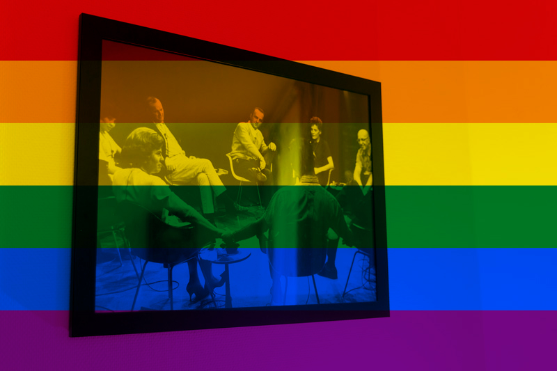 Groupe de rencontre centrée sur la personne pour les personnes LGBT+ au Cabinet CAEN à Wasquehal (proche Lille)